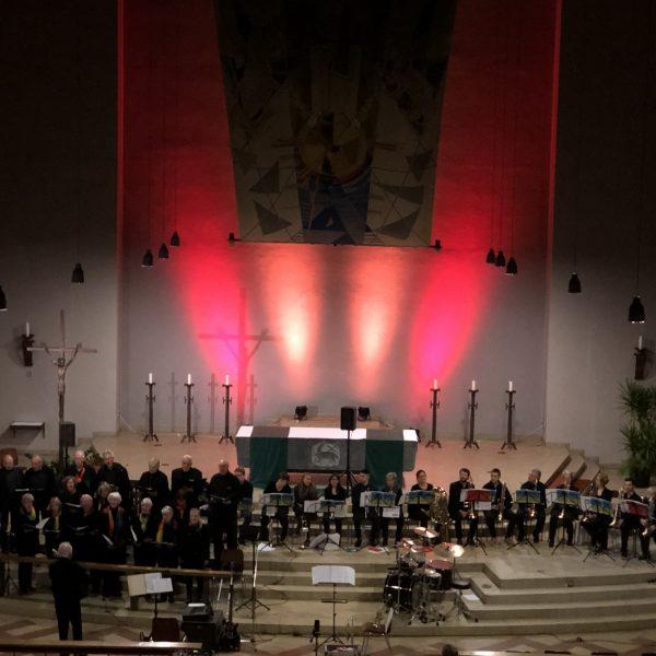 Posaunenchor Buchenbühl & die Lobsinger (Carmina Mundi) am 17.11.2019