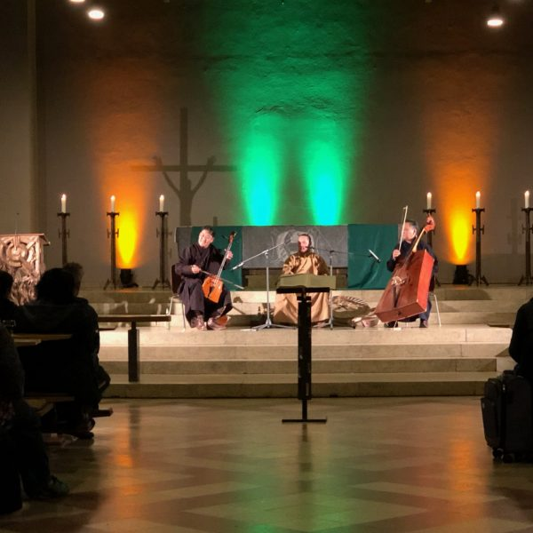 EGSCHIGLEN Trio am 19.10.2019