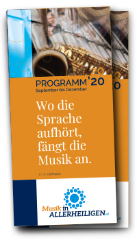 Konzertflyer 2020